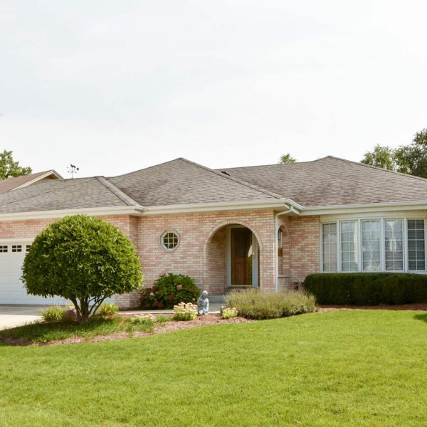North Orland Three Step Ranch with Two Level Basement