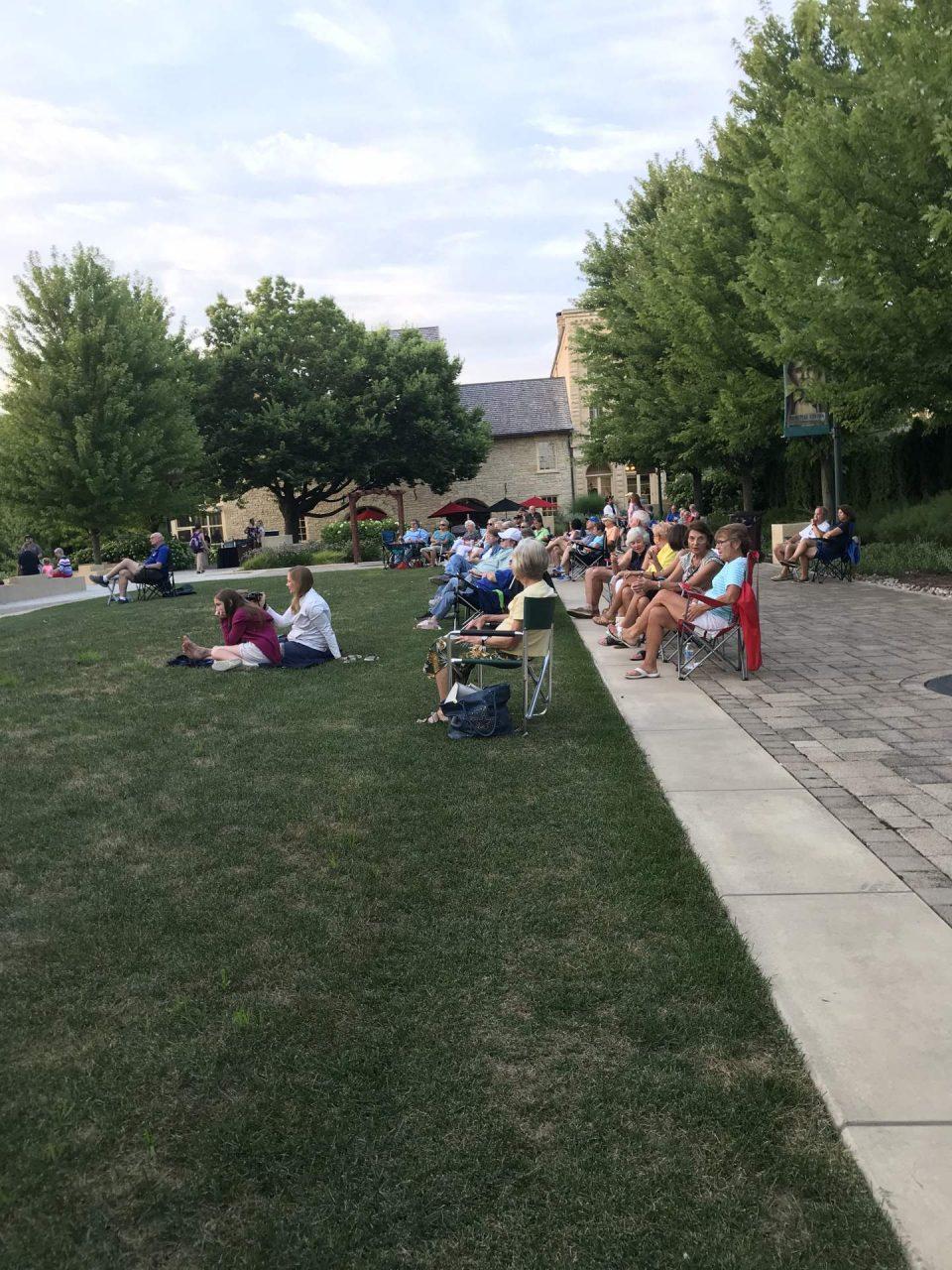 Lockport Illinois Jazz Festival Community