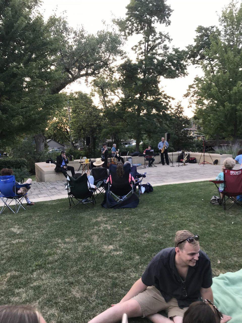 Lockport Illinois Jazz Festival