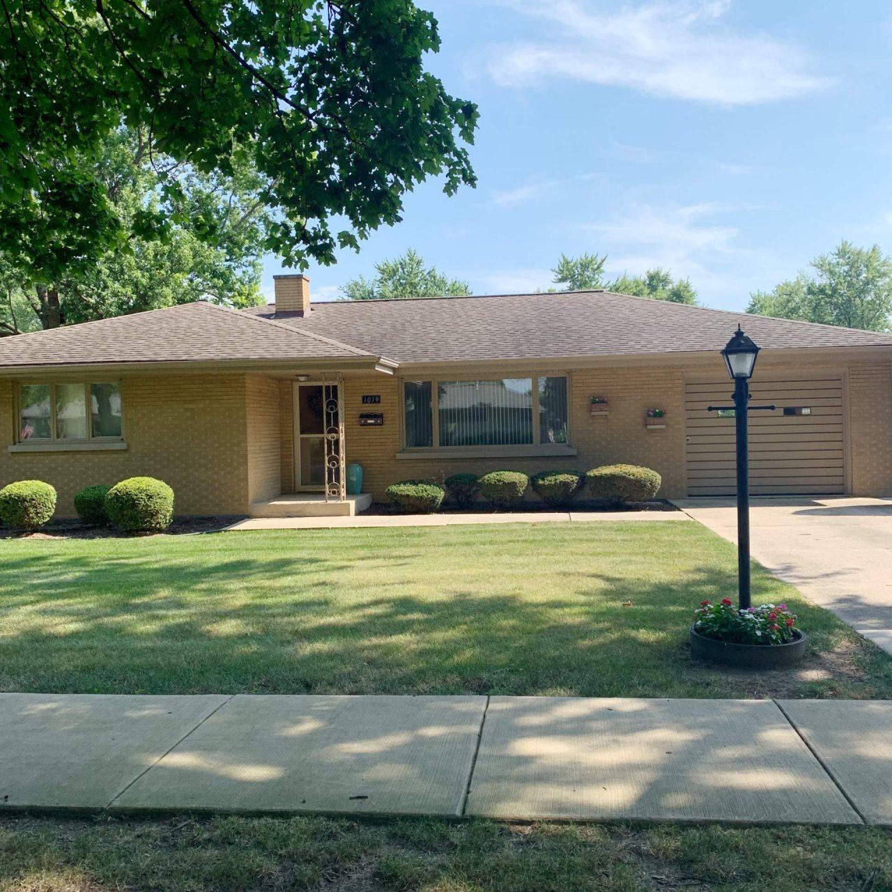Lockport Illinois 8th Street Home
